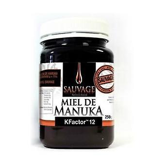Wild manuka honey kfactor 12 r 500 ml