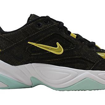 Nike M2K Tekno LX Svart/Ljus Citron-Teal nyans BV0970-001 Kvinnor's