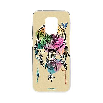 Hull For Xiaomi Redmi Note 9 Pro Soft Catch Dream And Butterfly
