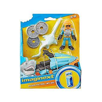 Set of Figures Imaginext Mattel