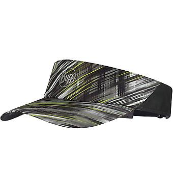 Buff Unisex R-B-Magik Reflective Packable Sports Running Visor Hat - Grey