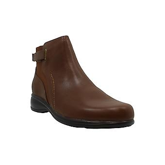 Easy Spirit Womens Leather Closed Toe Ankle Fashion Boots