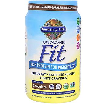 Garden of Life, RAW Organic Fit, High Protein for Weight Loss, Chocolate, 32.09
