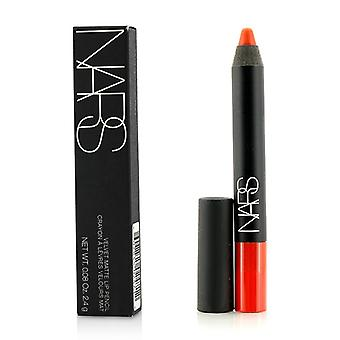 NARS fluweel Matte Lip Pencil - Rode plein 2.4g/0.08oz