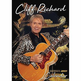 Otter House 2021 Wall Calendar-cliff Richard