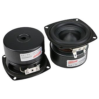 3-tommers, 4 ohm, 25w- Bluetooth Sub-woofer høyttaler