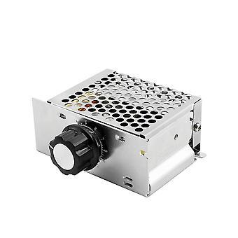 Dimmer 220v Ac 4000w, Scr Spannungsregler, Dimmer Elektromotor Drehzahl