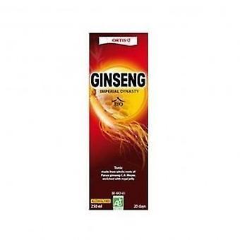 Ortis - Organic Ginseng 250ml