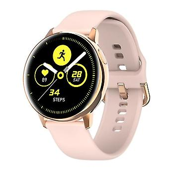 Torntisc Sport Smartwatch Smartband Smartphone Fitness Activity Tracker Watch iOS / Android Pink