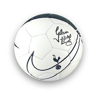 Glenn Hoddle underskrevet Tottenham Hotspur Fodbold
