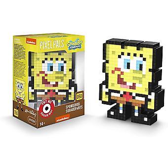 Pixel Pals Spongebob Squarepants Spongebob Kids Toy Yellow