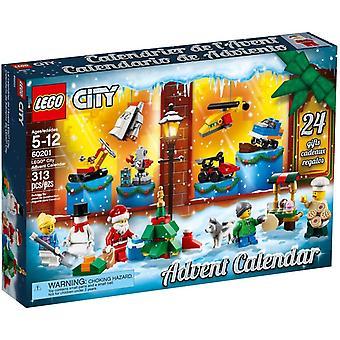 60201 Aventskalender 2018, LEGO City