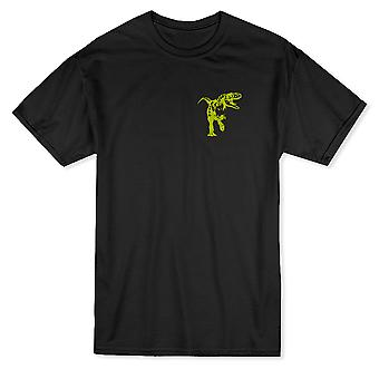 TRex Dinosaurier Grafik Herren T-shirt