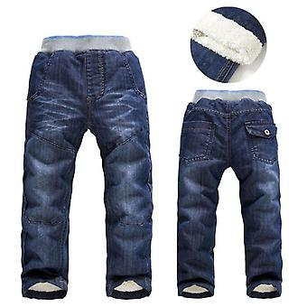 Thick Winter Warm Pants Trousers For Children