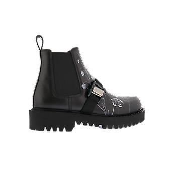 Valentino Beatle Black UY0S0D90RYXAT0 shoe