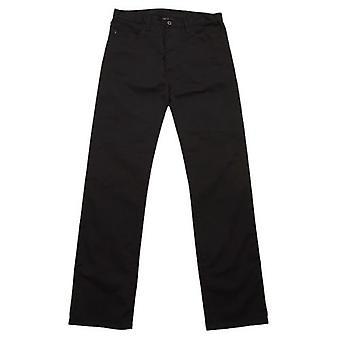 Armani J45 Tapered Stretch Gaberdine Jeans
