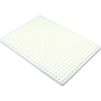 ZY-001 White Electronics Prototyping Baseplate