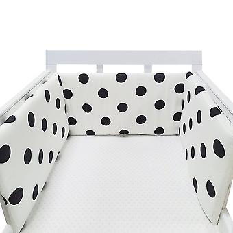 Stars Design Baby Bed Thicken Bumpers, Crib Around Cushion Cot Protector