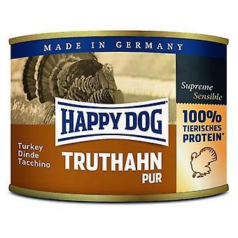 Happy Dog Lata Truthahn Pavo (Dogs , Dog Food , Wet Food)