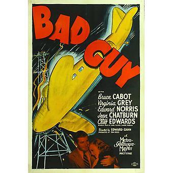 Schlechter Kerl Film Poster drucken (27 x 40)