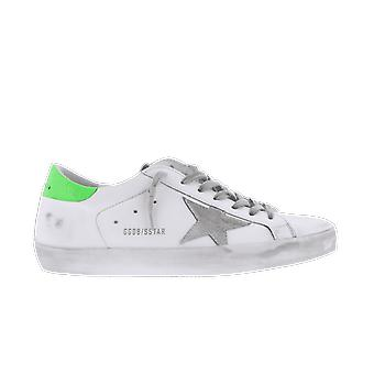 Golden Goose Superstar Suede Star Cocco White GMF00101F00036210286 shoe