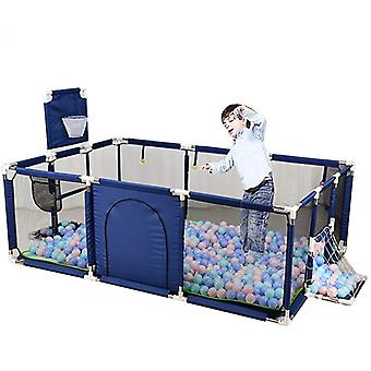 Baby Playpen Portable Activity Center Play Yard Indoor Outdoor Sicherheitsbarriere