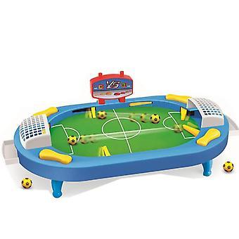 Hauska vanhempien ja lasten vuorovaikutus koulutus - Pöytä jalkapallo laskuri lelu