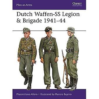 Nederlandsk Waffen-SS Legion & Brigade 1941-44 (Menn-på-arms)