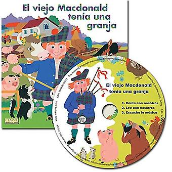 El Viejo Macdonald (Classic� Books with Holes 8x8 with� CD)