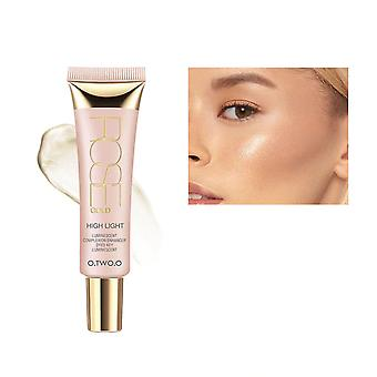 Face Concealer Cream - Highlight, Whitening, Moisturizer Oil Control Cosmetics