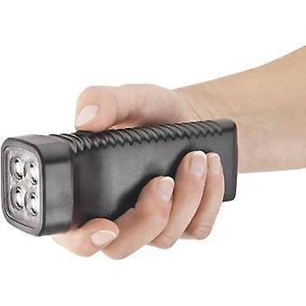 AccuLux MultiLED LED (monokrom) Meşale şarj edilebilir 12 saat 152 g