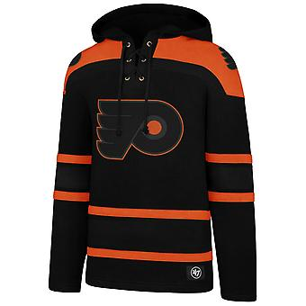'47 Superior Lacer Heavy Fleece Hoody Philadelphia Flyers