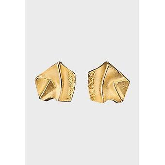Brincos kalevala paio feminino 14K ouro 1651090T