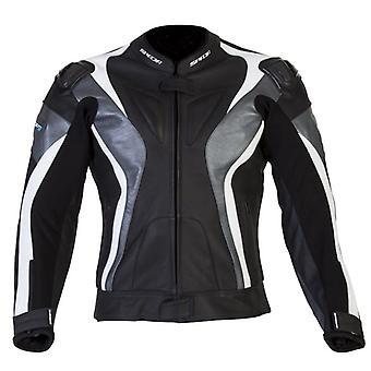 スパーダ カーブ ジャケット - ブラック/グレー/ホワイト