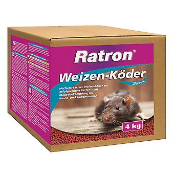 FRUNOL DELICIA® Ratron® vehnän houkutin 29 s/min, 4 kg