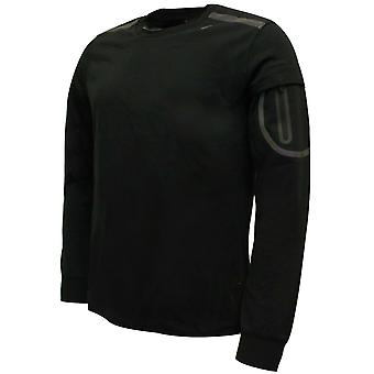 Diadora Sportswear Mens Evo Moletom Pullover Jumper 102.171614 80013 A79D