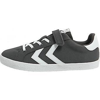 HUMMEL Asfalt Enkelt velcro lærred sko