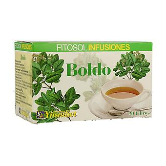 Bolus infusions 20 infusion bags of 1.5g