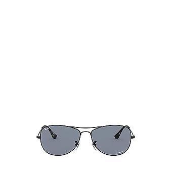 Ray-Ban RB3562 óculos escuros pretos foscos unissex