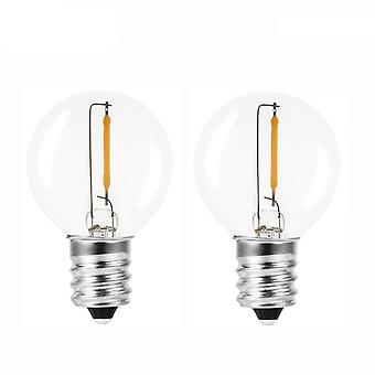 G40- Edison Bulb, Solar Light, Waterproof Retro Lamp Accessories