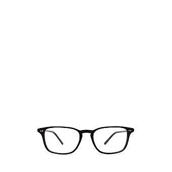 Oliver Peoples OV5427U puolimatta musta unisex silmälasit