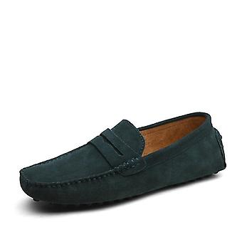 Men Loafers Soft Moccasins High Quality