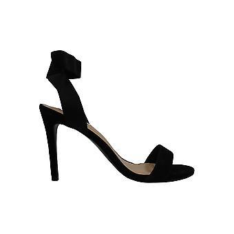 Steve Madden zapatos mujer's zapatos sole tela abierto dedo del pie casual tobillo correa sandalias