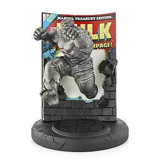 Marvel By Royal Selangor 0179018 Limited Edition Hulk Marvel Treasury Edition Figurine