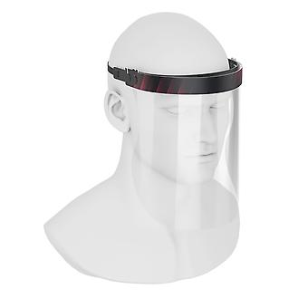 Isolay Face Shield Noir & Rouge