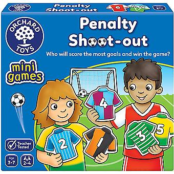 Orchard Toys Penalty Shoot Out Mini Spel