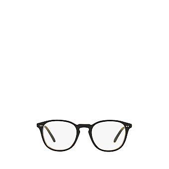 Oliver Peoples OV5414U puolimatta musta / oliivikilpikonna unisex silmälasit