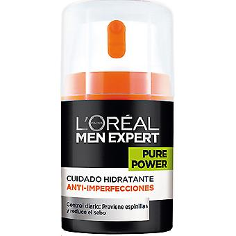 L'Oreal Paris Men Pure Power Hidratante Imperfecciones