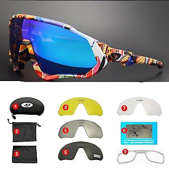 Cycling Glasses Bike Eyewear Running Fishing Sports Sunglasses Men