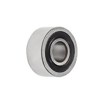 SKF 3206 A-2RS1/MT33 Double Row Angular Contact Ball Bearing 30x62x23.8mm